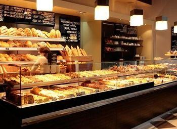 Кафе-пекарня в приморском районе