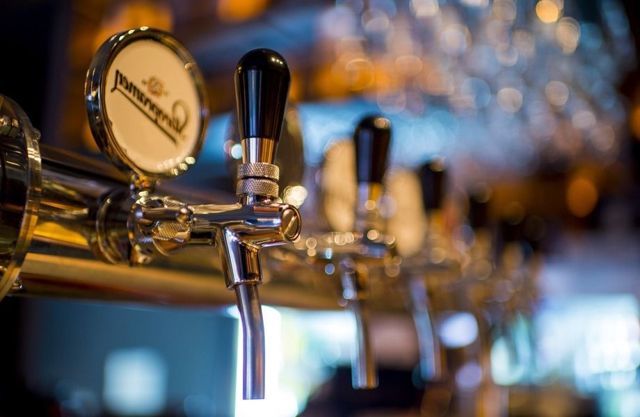 Магазин разливного пива с возможностью расширения