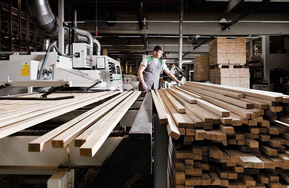 Мебельный цех с профессиональными активами