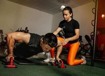Студия тренировок - Electrical Muscle Stimulation