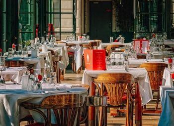 Уникальный ресторан на Восстания