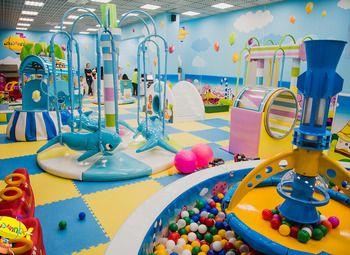 Детский игровой центр с подтвержденной прибылью