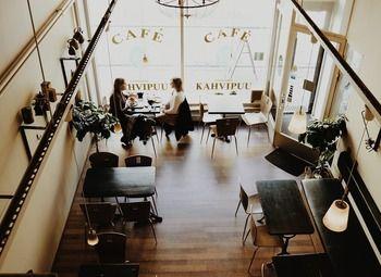 Кафе-столовая в бизнес центре