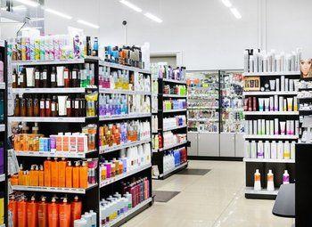 Отдел товаров для здоровья в ТК