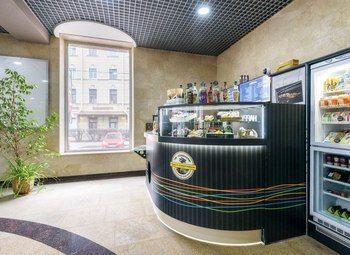 Кофейня на 8 посадочных мест