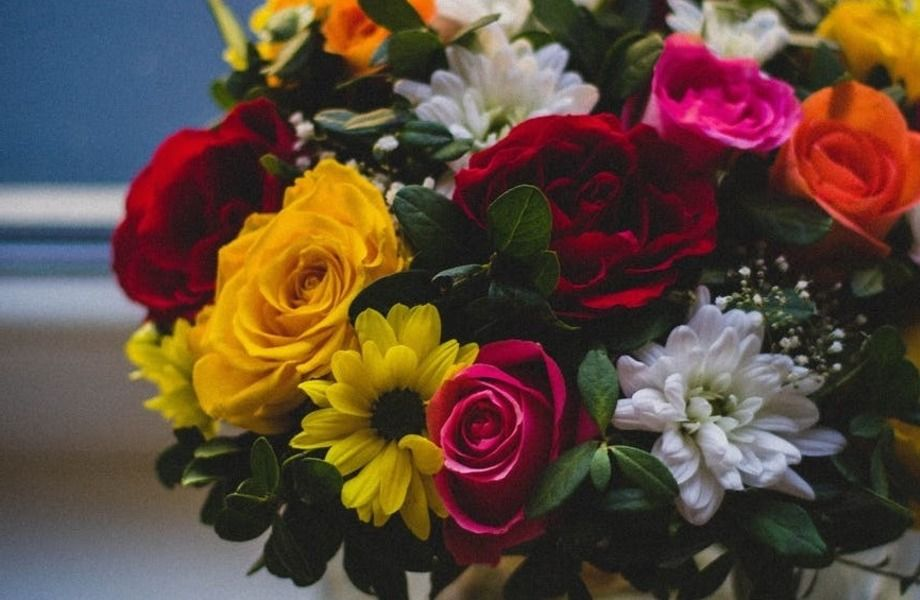 Цветочный магазин с богатой историей