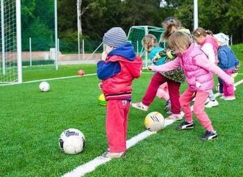Детский спортивный клуб работающий по франшизе