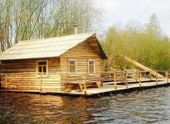 База отдыха в Вологодской области