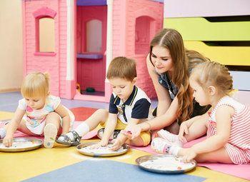 Рентабельный детский центр