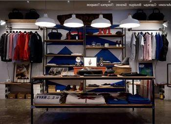 Магазин одежды в ТРК на севере города