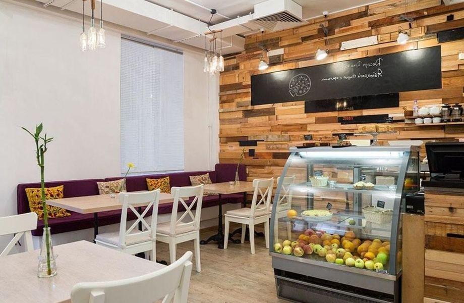Прибыльное кафе в бизнес-центре / Бизнесу 3 года
