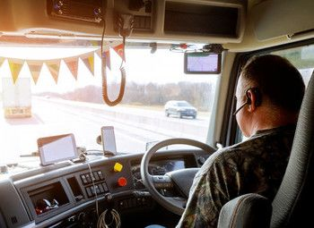 Бизнес грузоперевозок с обслуженным автомобилем