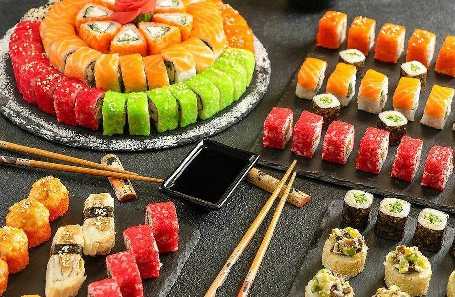 Суши-шоп с известной франшизой и положительной историей