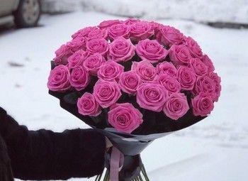 Цветочный магазин в БЦ