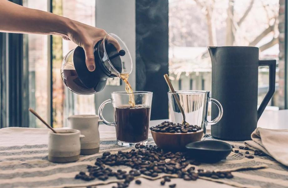"""Сеть брендированных кофеен формата """"кофе с собой"""""""