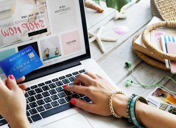 Интернет-магазин материалов для красоты с SEO