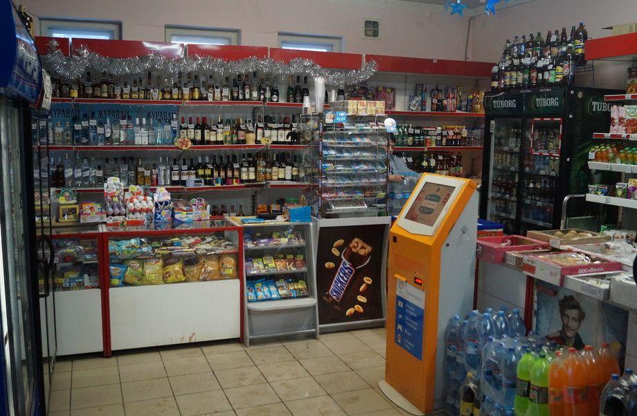 Магазин в собственность в Гатчинском районе