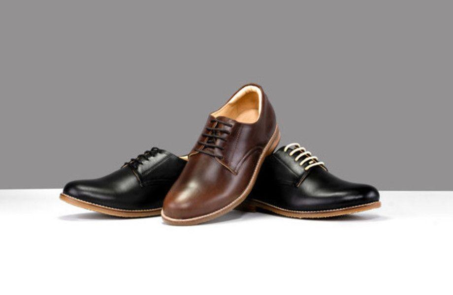 Обувной отдел с высокой проходимостью