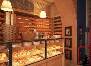 Кофе с собой, Мини-Пекарня
