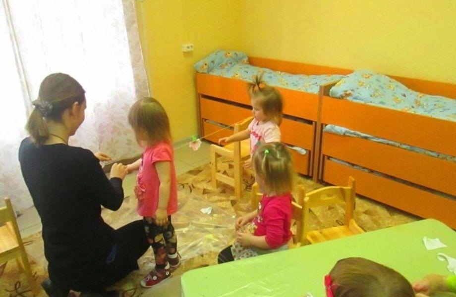Перспективный детский досуговый центр