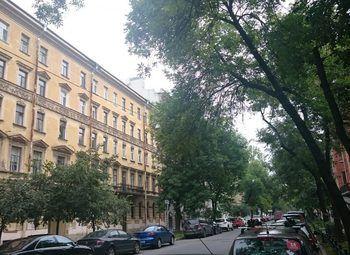 Апарт отель на Василеостровском
