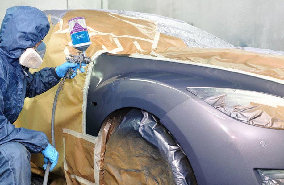 Покраска и ремонт кузовов автомобилей