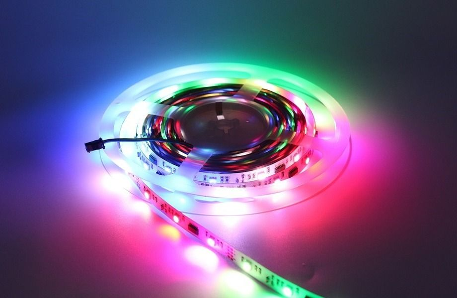 Производство светодиодного оборудования.