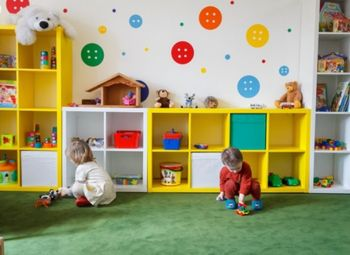 Частный детский сад с большой историей