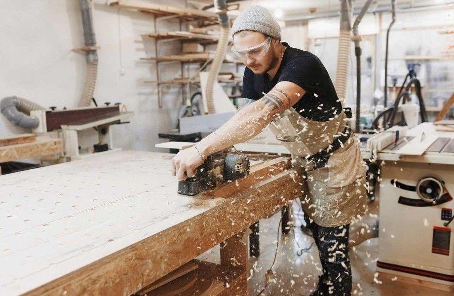 Производство по изготовлению фасадов для мебели