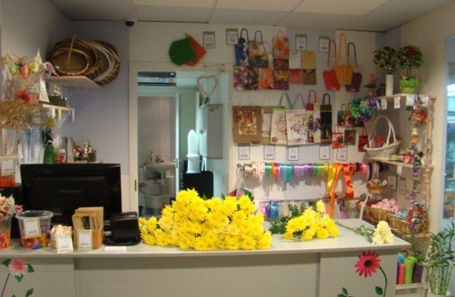 Цветочный Магазин с Высоким Доходом