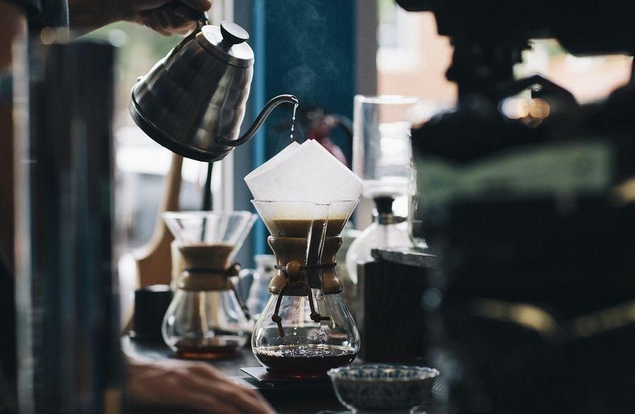 Кафе в центре Санкт-Петербурга