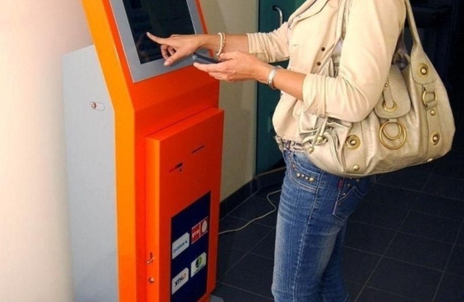 Сеть из 45 платежных терминалов/доход - 400.000 р.