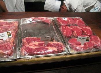 Магазин фермерского мяса/первая линия
