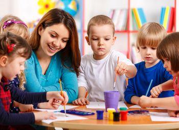 Детский развивающий центр/база постоянных клиентов