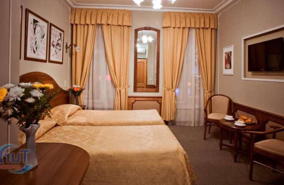 Отель на 5 номеров в нежилом фонде
