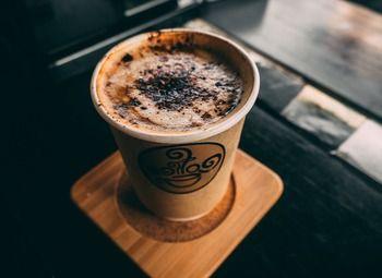 Кофейня в пешей доступности от метро/центр города