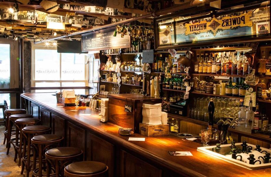 Лаундж-бар в центре города/отдельный вход