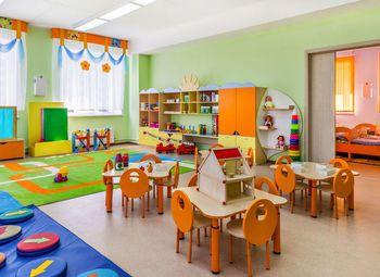 Детский сад в новом МК