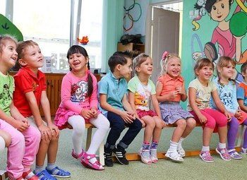 Детский клуб у метро Просвещения