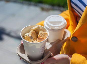 Кофе с собой в Гатчине без конкурентов