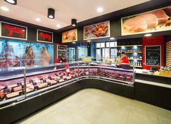 Магазин мясо-рыба на В.О. в отличной локации