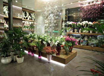 Цветочный магазин на юге Петербурга без конкурентов