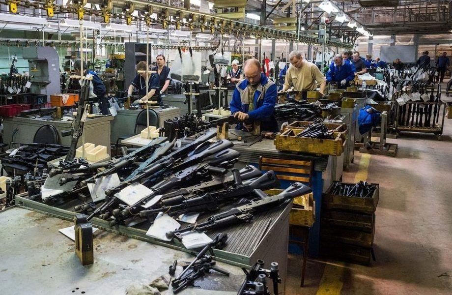 Оружейное производство с сертификатами