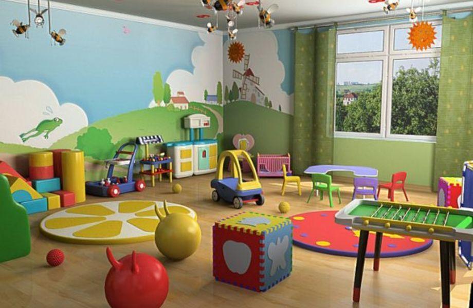 Развивающий детский центр с низкой арендой