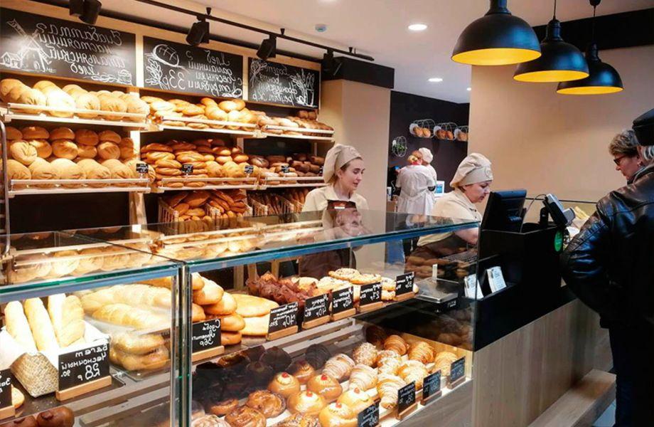 Пекарня полного цикла рядом с метро