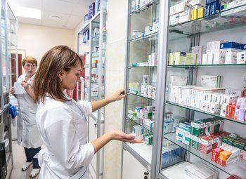 Аптека с лицензиями в оживленном районе
