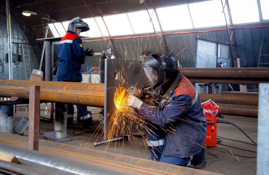 Производство металлоконструкций /Бизнесу 7 лет
