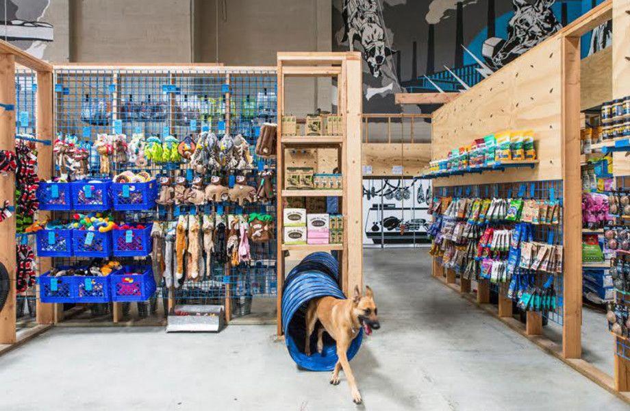 Производство зоотоваров + магазин строительных материалов