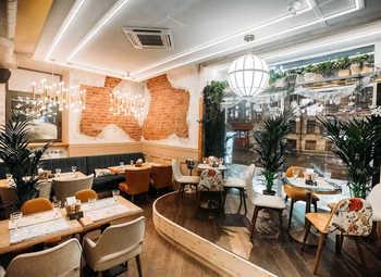 Кофейня на Петроградке/первая линия