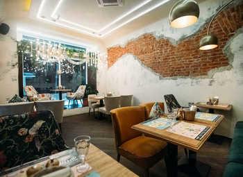 Кофейня на Петроградке /Первая линия / Бизнесу 4 года